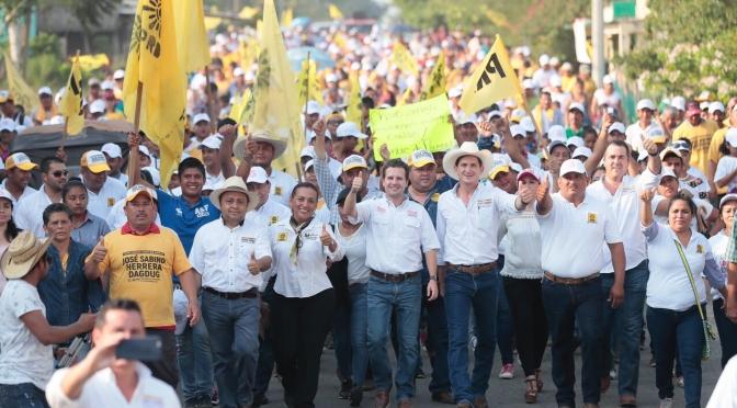 No hay tiempo que perder, resultados de inmediato en mi gobierno: Gaudiano