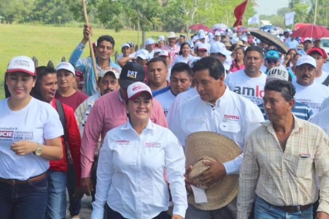 Dignificará Janicie Contreras vida de nacajuquenses