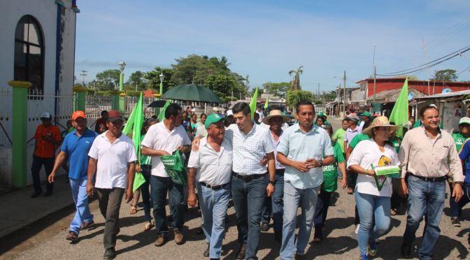 Llama Pico Madrazo a las autoridades a estar atentas a efectos del Volcán de Fuego