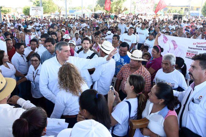 Pemex aprenderá a respetar y ser recíproco: Adán Augusto López