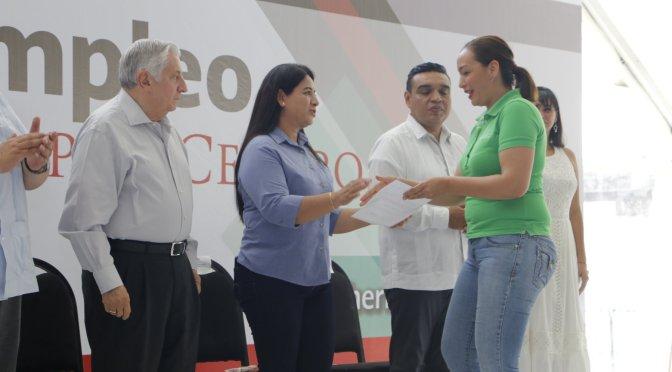Alianza de Centro con el gobierno estatal ofertó 600 vacantes durante XIV Feria del Empleo