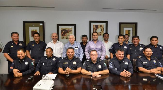 Reconoce Núñez labor de SSP durante elecciones