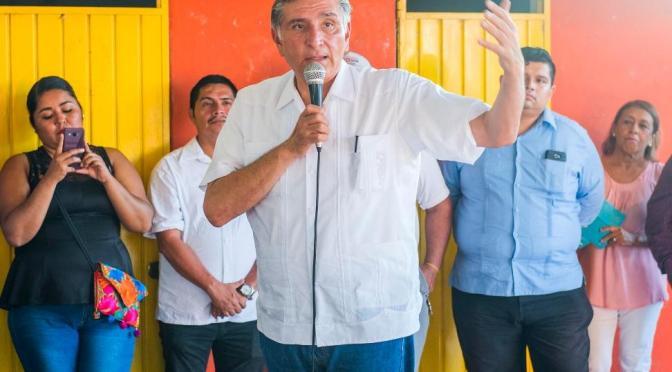 La austeridad será distintivo de nuevo gobierno: Adán Augusto