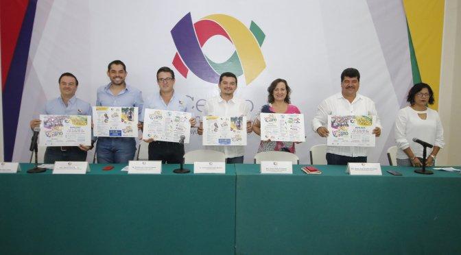 """Esperan casi3 mil menores en """"Cursos de Verano 2018"""" de Centro"""