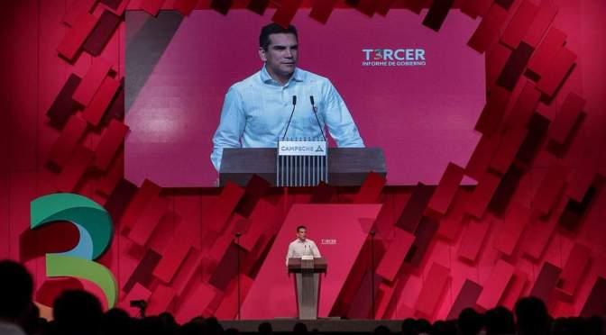 Estoy listo para construir un nuevo liderazgo nacional, asegura el gobernador de Campeche