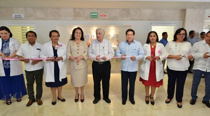 Inauguran Banco de Leche y Jornadas de Lactancia