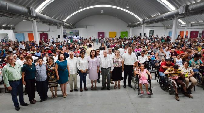 Corazón Amigo trascenderá  el cambio de gobierno: Núñez