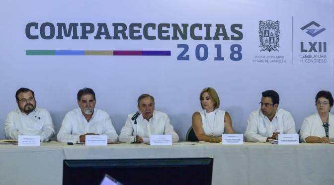 Campeche es tierra de paz, armonia y leyes: Aysa González