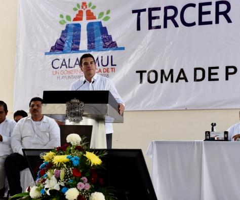3er Informe Calakmul - 15