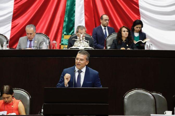 Eligen al tabasqueño Manuel Rodríguez González para presidir Comisión de Energía de la Cámara de Diputados