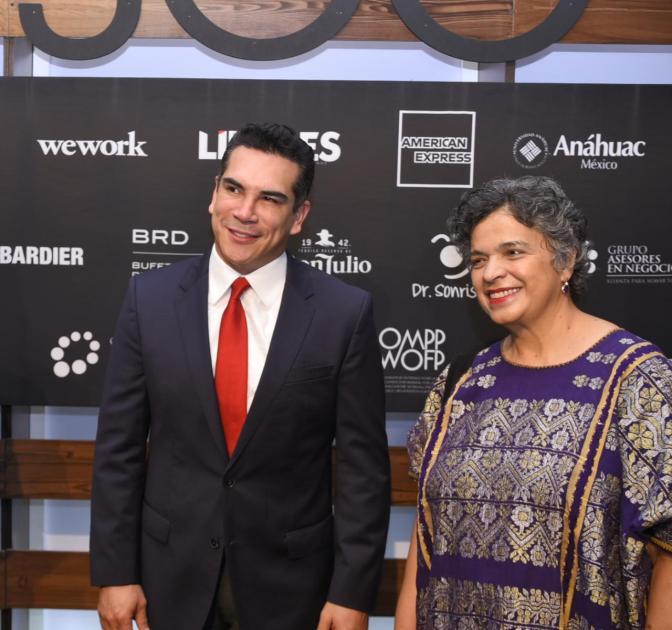 Reconocen liderazgo del gobernador de Campeche