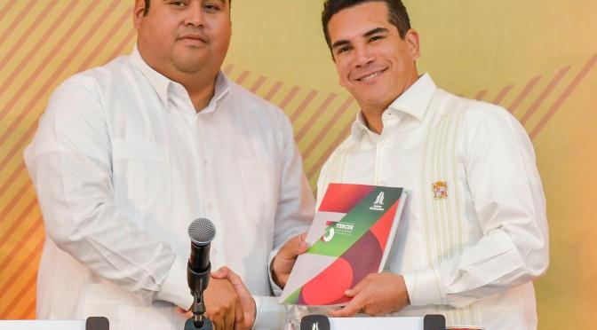 Vivirá Champoton sus mejores momentos de la historia: Moreno Cárdenas