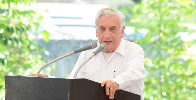 Colaborará Tabasco en proyecto Tren Maya