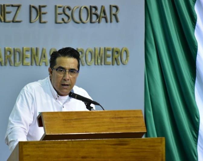 Necesario acabar con el Fuero Constitucional: Carlos Mario Ramos