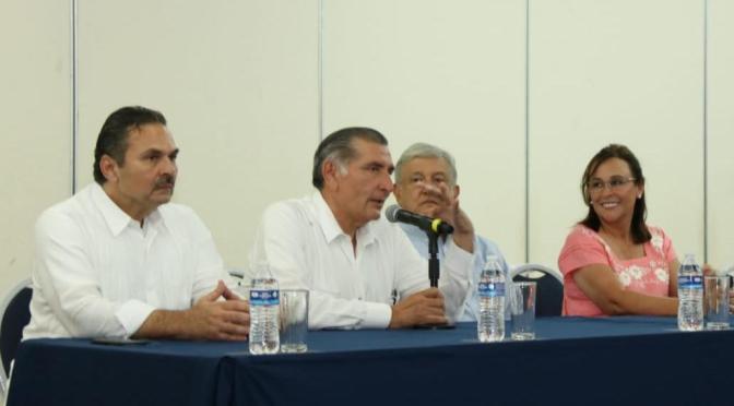 Hay que aprovechar la nueva etapa energética de Tabasco: Adán Augusto