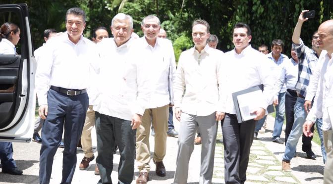 Tren Maya sacará del rezago al sureste de México: Adán Augusto López Hernández