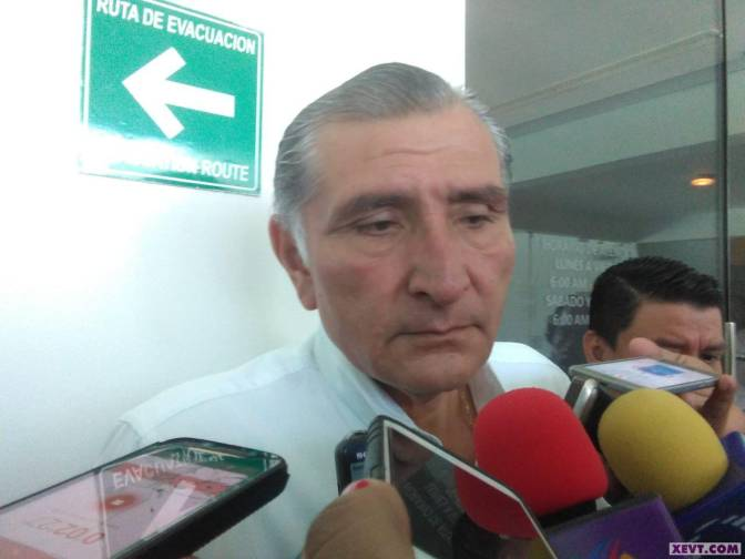 Refinería generará una derrama  económica de 150 mmdp: Adán Augusto