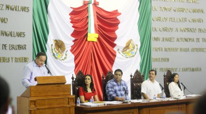 Es hora de hacer justicia para el pueblo de Tabasco: José Manuel Sepúlveda