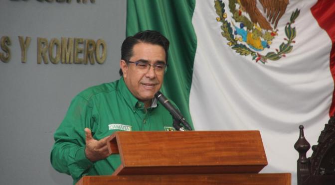 Seguiremos proponiendo para transformar a Tabasco: Carlos Mario Ramos