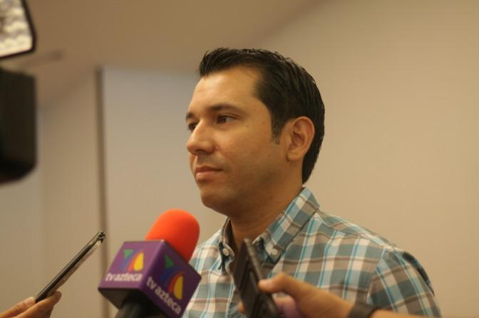 Seremos la segunda fuerzaPolítica en el 2021: Miguel Vélez