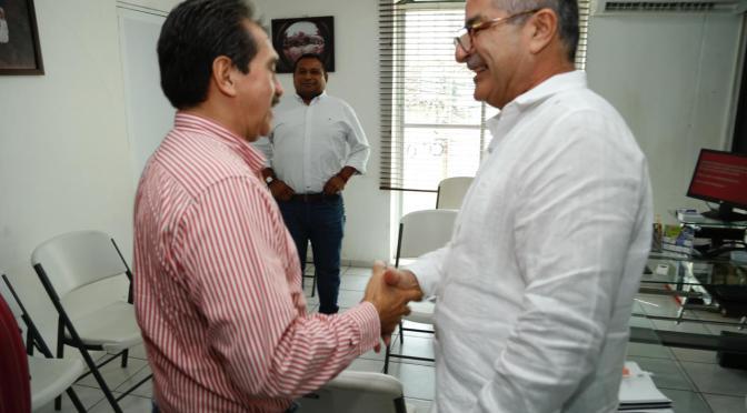 En Centro se trabajará bajo política de austeridad: Evaristo Hernández Cruz