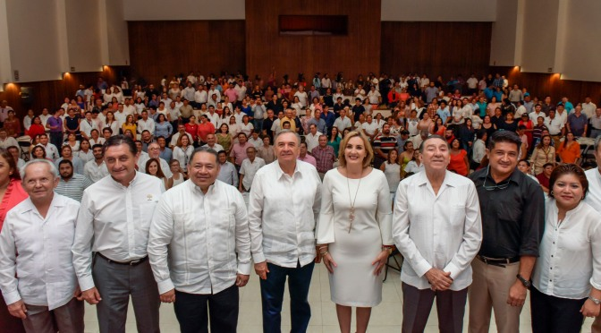 Aysa González inaugura foro para promover participación de organizaciones civiles