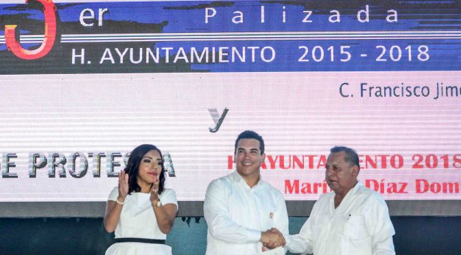 Anuncia gobernador de Campeche obras para potenciar desarrollo turístico y social de Palizada