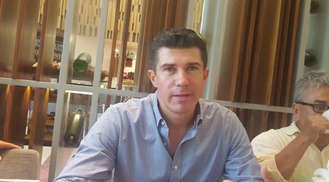 Mi meta es ser gobernador y no traigo prisa: Federico Madrazo