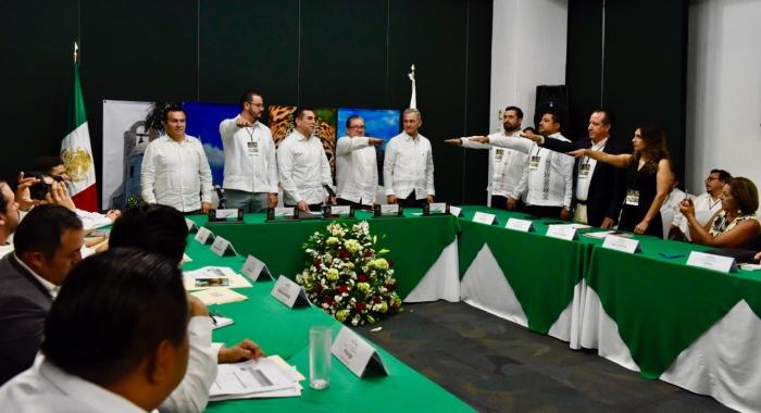 Asamblea ANAAE Campeche 2018 - 8