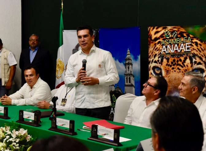 Pide el gobernador de Campeche crear leyes más eficaces para sancionar delitos ambientales