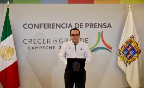 Conferencia de Prensa Palacio -11BIS
