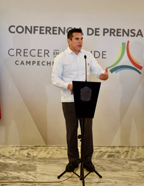 Conferencia de Prensa Palacio - 8