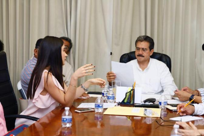"""Inicia Evaristo Hernández """"Diálogo con líderes naturales, formales y delegados"""""""