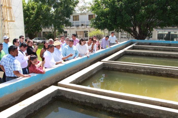 Diputados inspección potabilizadora Villahermosa. 221018 (3)