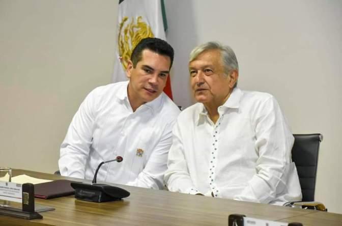 Ofrece el Presidente Electo todo el respaldo a Campeche
