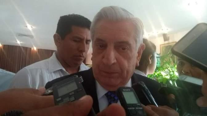 Ni corrupción ni encubrimiento: Núñez