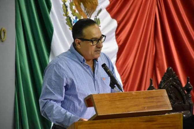 Presenta diputado Sepúlveda del Valle reformas a la ley de salud