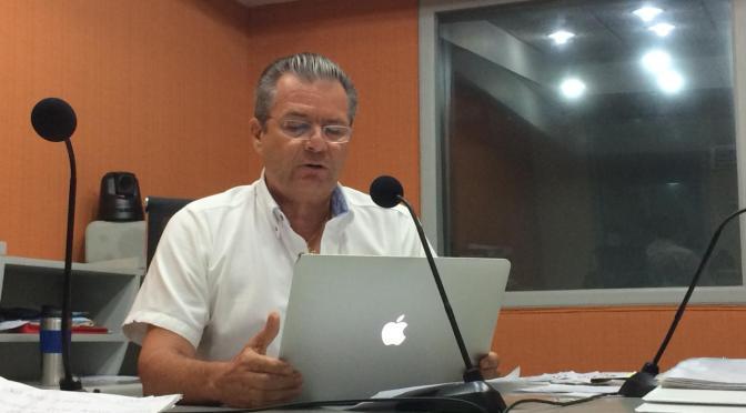 """""""Me voy con la certeza de no haber traicionado el espíritu de Teleportaje"""": Chuy Sibilla Oropesa"""