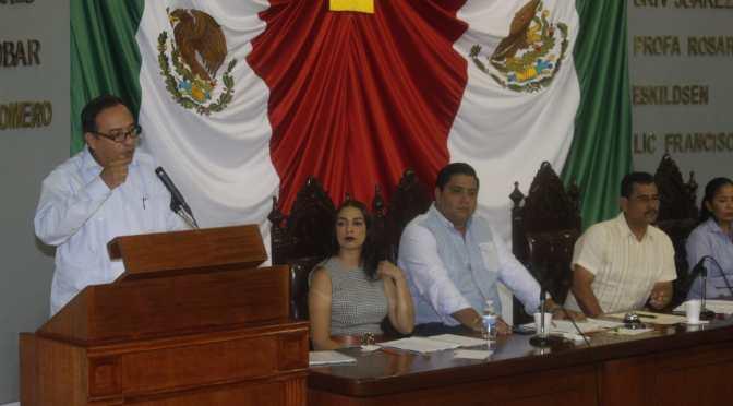 Basta de endeudar a Tabasco y sus municipios: Partido Verde