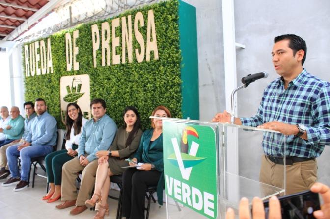 Seguimos consolidando y sumando esfuerzos para que a Tabasco le vaya bien: Miguel Vélez
