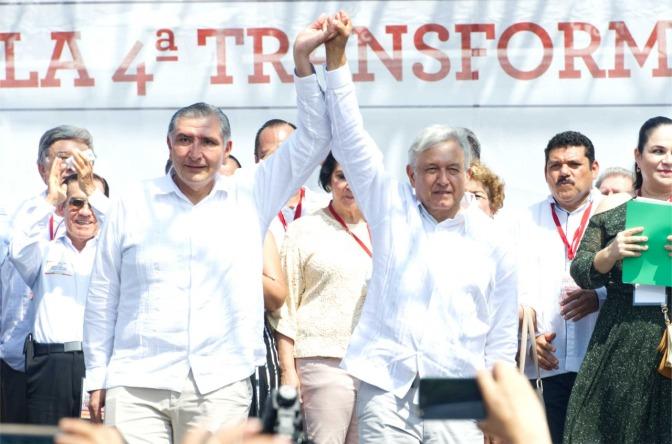 Tabasco estará a la vanguardia: AMLO