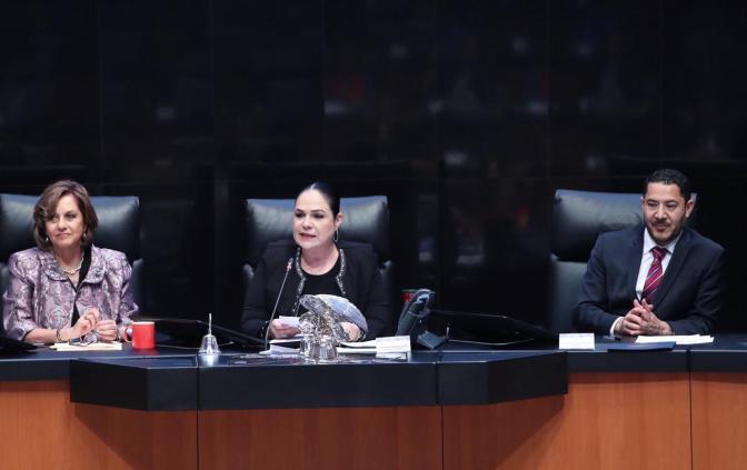 """Vamos por una República Feminista"": Mónica Fernández Balboa"