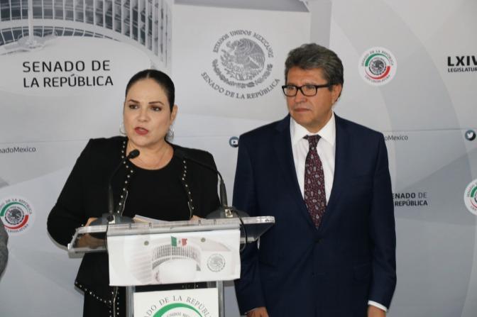 La vicepresidenta del Senado exhortó al presidente Peña a NO privatizar el agua