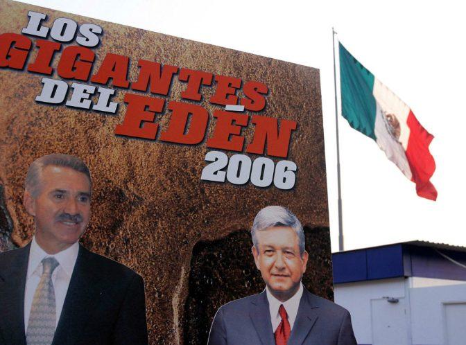 49 años después, Roberto  señala a Luís Echeverría