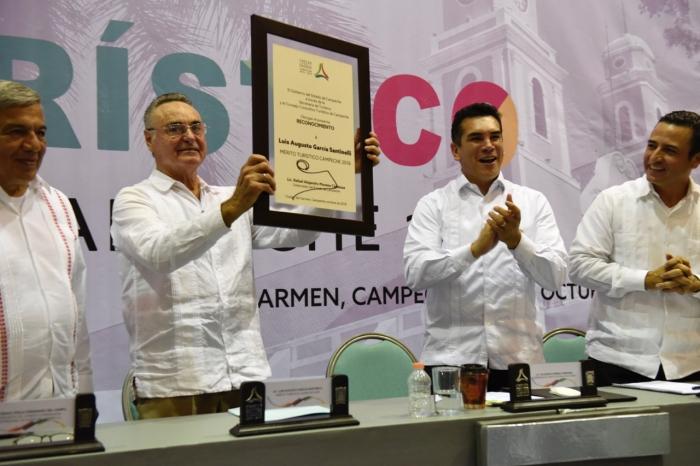 Mérito Turístico Campeche 2018 - 11