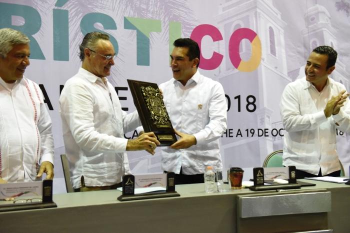 Mérito Turístico Campeche 2018 - 12