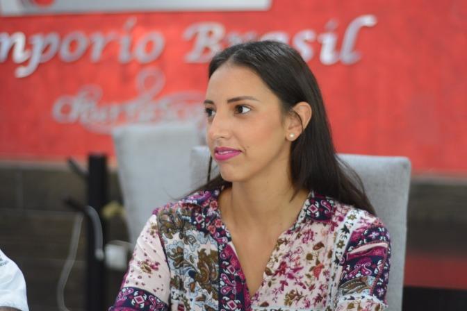 Con sensibilidad hacia el deportista le irá bien a Centro: Paullette Spamer