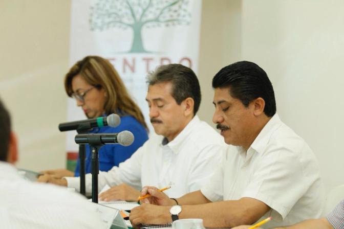 Aprueban regidores de Centro estímulos a favor de ciudadanos en pagos del Predial y Agua
