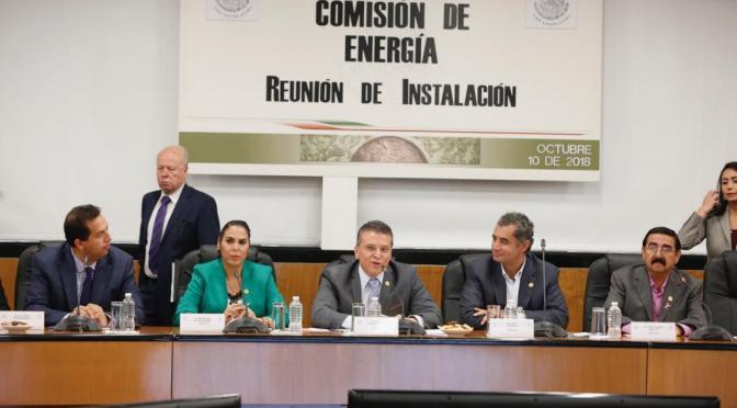 Convoca Manuel Rodríguez a revertir saldo negativo de Reforma Energética
