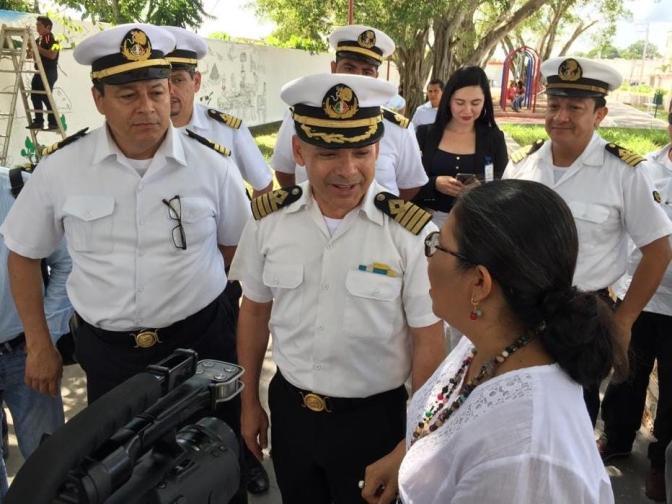 Se harán escolleras y dragado en Frontera: Mendoza Sauceda